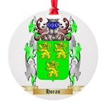 Horan Round Ornament