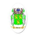 Horan Oval Car Magnet