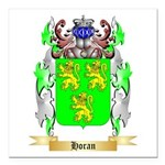 Horan Square Car Magnet 3