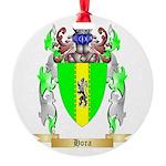 Hora Round Ornament