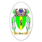 Hora Sticker (Oval 50 pk)
