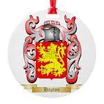 Hopton Round Ornament