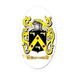 Hopkinson Oval Car Magnet