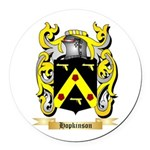 Hopkinson Round Car Magnet