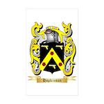 Hopkinson Sticker (Rectangle 50 pk)