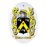 Hopkinson Ornament (Oval)