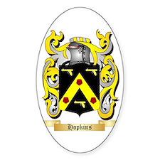 Hopkins Sticker (Oval)