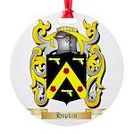 Hopkin Round Ornament