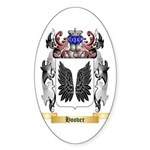 Hoover Sticker (Oval)