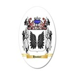 Hoover 20x12 Oval Wall Decal