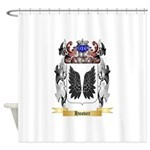 Hoover Shower Curtain