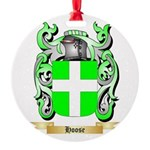Hoose Round Ornament
