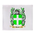 Hoose Throw Blanket