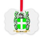 Hoose Picture Ornament
