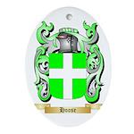 Hoose Ornament (Oval)