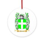 Hoose Ornament (Round)