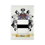 Hoos Rectangle Magnet (100 pack)