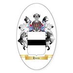Hoos Sticker (Oval)