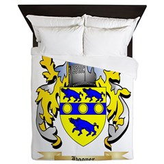 Hooper Queen Duvet