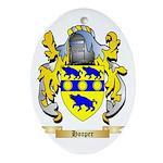Hooper Ornament (Oval)