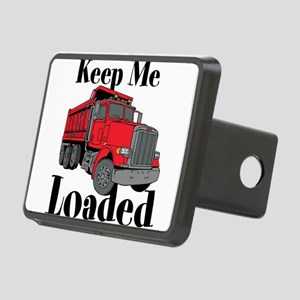 Keep Me Loaded Rectangular Hitch Cover