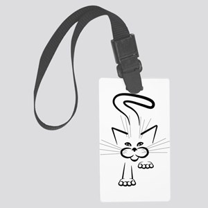 Stealth Attack! Large Luggage Tag