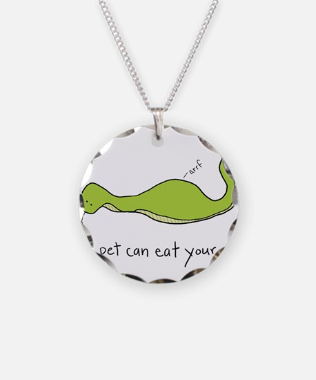 My Pet Can Eat Your Pet Necklace