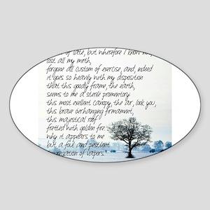Sterile Promentory Sticker