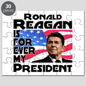 Reagan 4ever Puzzle