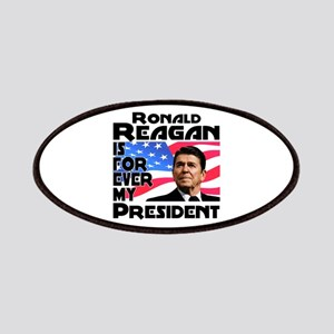 Reagan 4ever Patches