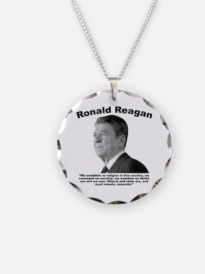 Reagan: Religion Necklace