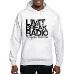 Lbr Circle Logo 2 Sided Light Hooded Sweatshirt