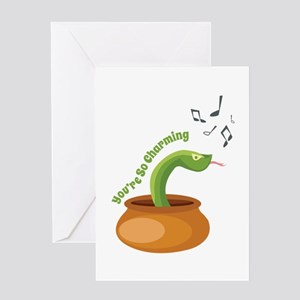 So Charming Greeting Cards