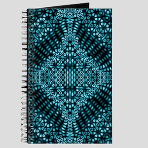 Teal Mind Warp Journal