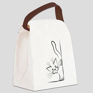 On Reconnaissance Canvas Lunch Bag