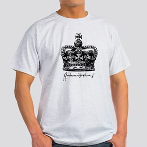 Catherine of Aragon Crown and Signature T-Shirt
