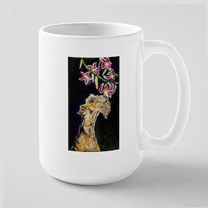Airedale Large Mug