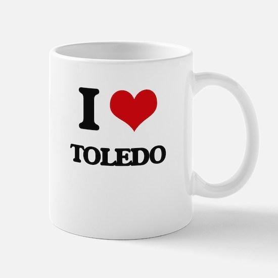 I love Toledo Mugs
