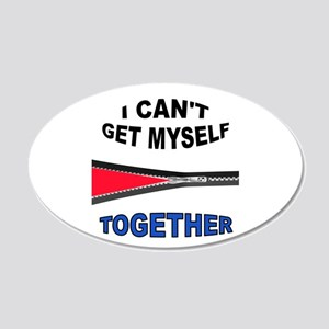 TOGETHER Wall Decal
