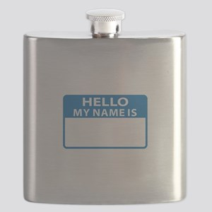 NAME DROP NAME TAG Flask