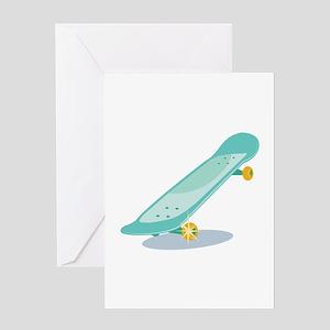 Skateboard Greeting Cards