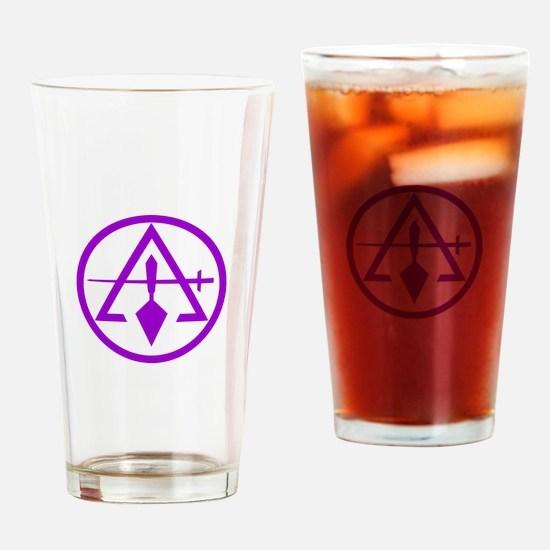 ROYAL AND SELECT MASTERS CIRCULAR Drinking Glass