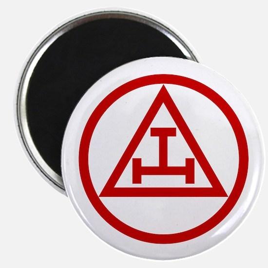 ROYAL ARCH MASONS CIRCULAR Magnets