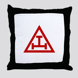 ROYAL ARCH MASONS Throw Pillow