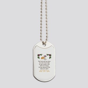 BREAD OF LIFE Dog Tags
