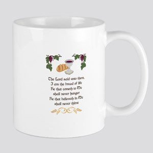 BREAD OF LIFE Mugs