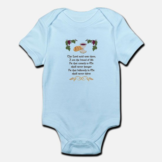 BREAD OF LIFE Body Suit