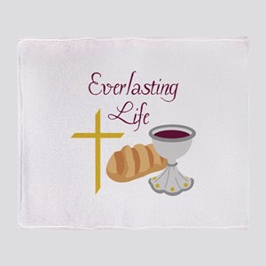 EVERLASTING LIFE Throw Blanket