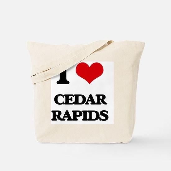 Unique Cedar rapids Tote Bag