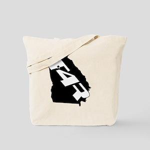 Atlanta 4Runners State Logo Tote Bag